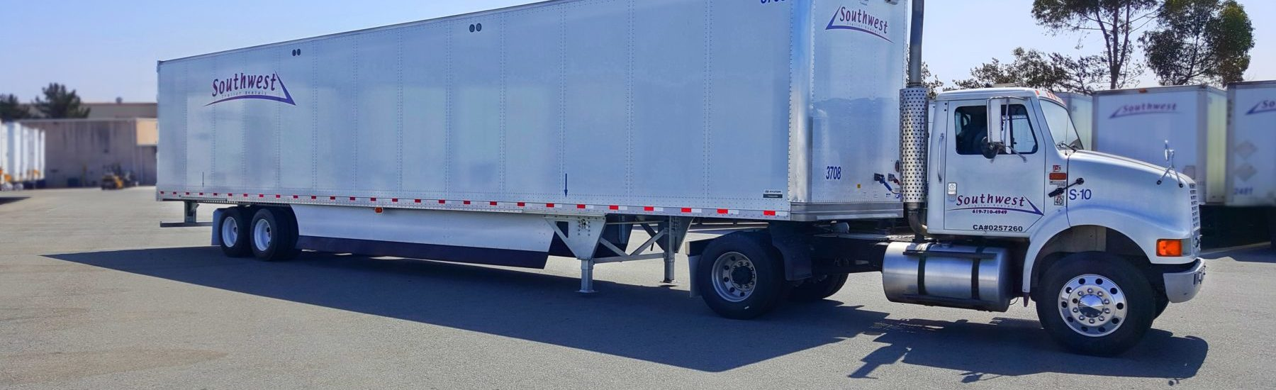Southwest Trailer Rentals San Diego, Trailer Leasing and